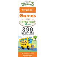 Pre-School Games 399 Questions