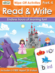 Read & Write Wipe-Off Activities